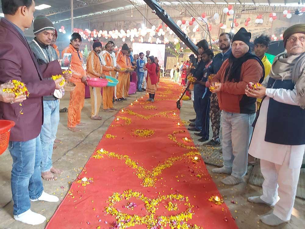 देवी चित्रलेखाजी के जन्मदिवस पर मनाया जायेगा विश्व संकीर्तन दिवस